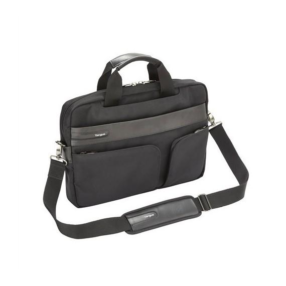 Sacoches Targus Lomax 15 Topload Laptop CaseBlack