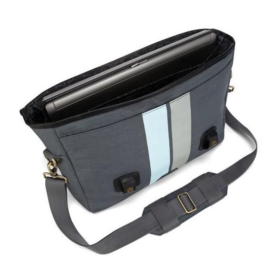 Sacoches Targus Geo Gibson Laptop Messenger Grey