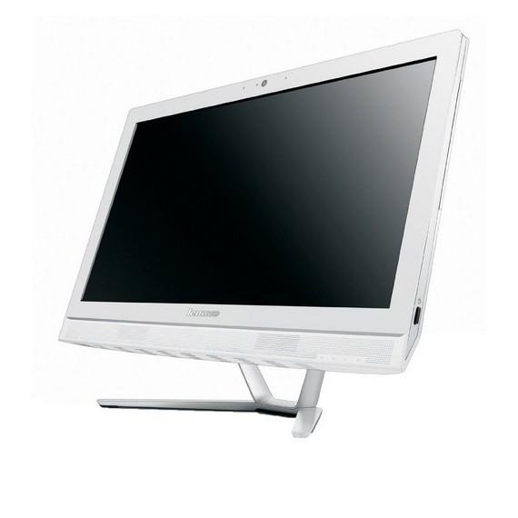 Pc de Bureau Lenovo AIO C360 white