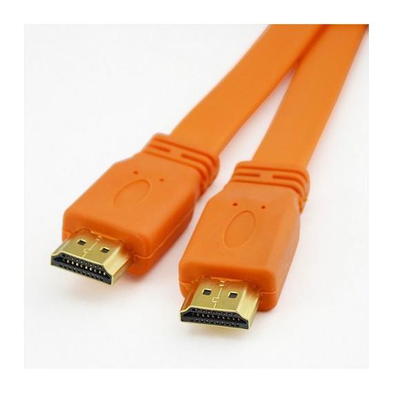 Câbles HDMI Als cable hdmi 1.5m orange
