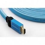 Cables Als cable hdmi resistant bleu