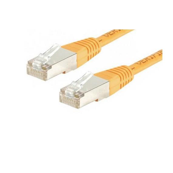 Cables Als cable reseau 3m orange