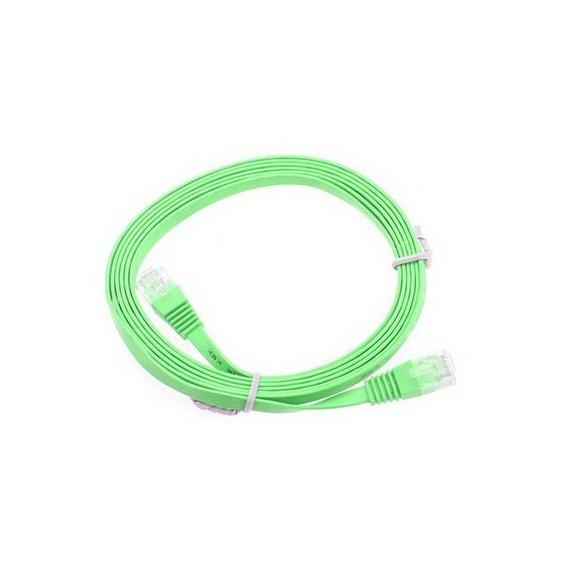 Cables Als cable reseau 10m green