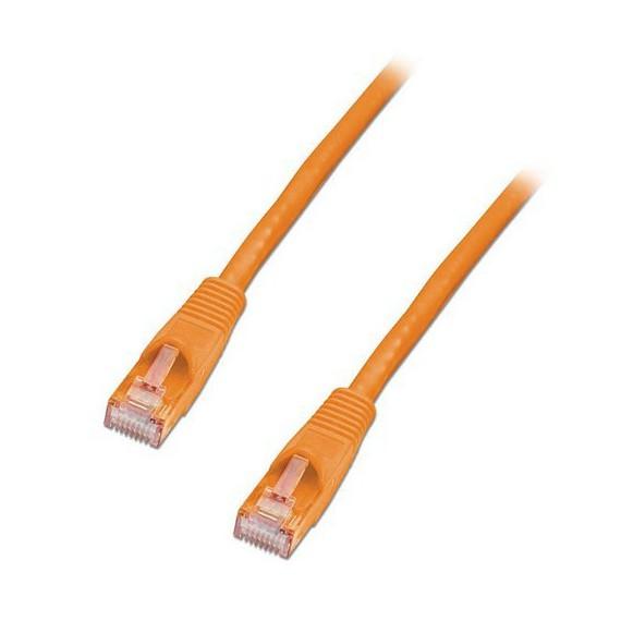 Cables Als cable reseau 1.5m orange