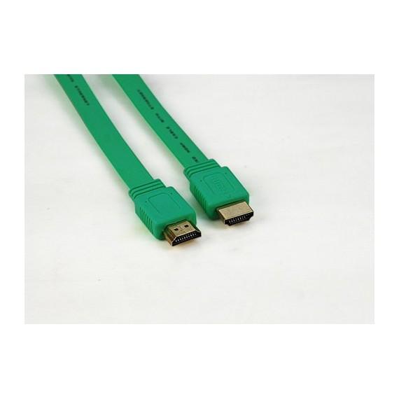Cables Als cable hdmi 5m vert