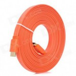 Cables Als cable hdmi 5m orange