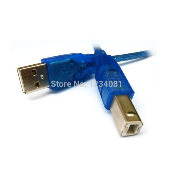 Cables Als Cable USB 2.0 MINI 5P 3M BLUE