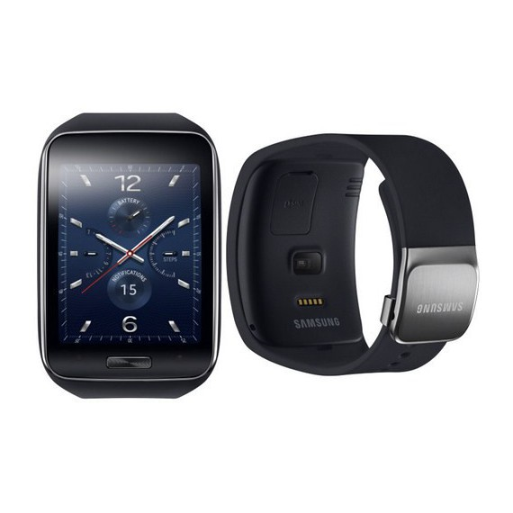 SmartWatch Sumsung Gear S Black