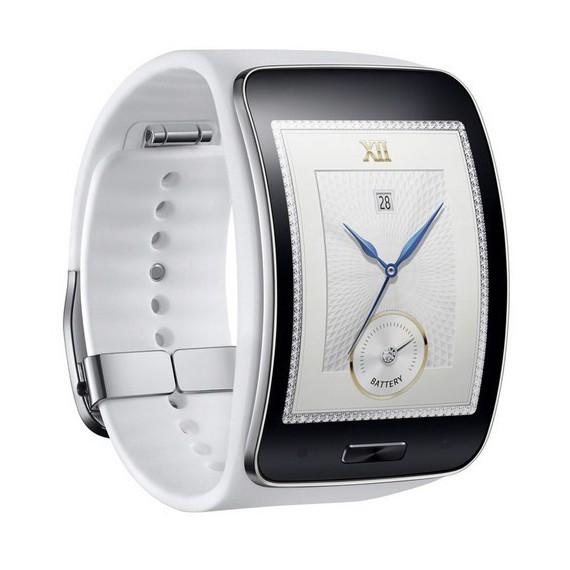 SmartWatch Sumsung Gear S white
