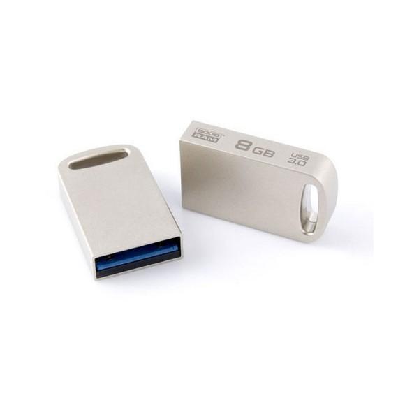 Flash Disque & Carte SD GOODRAM usb3.0 8Go silver