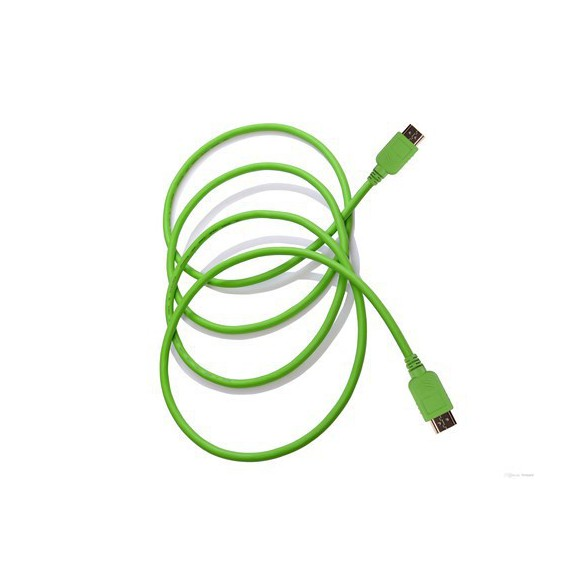 Cables Als cable hdmi 1.5m GREEN