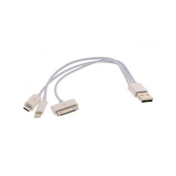 Cables Als cable micro usb iphone4 5