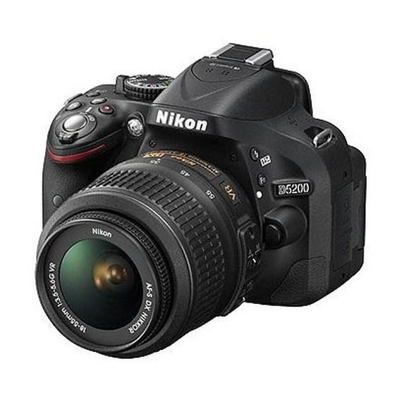 Appareils photo Reflex Nikon REFLEX D5200 105vr