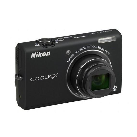 Appareils photo Reflex Nikon COOLPIX S6200 Noir