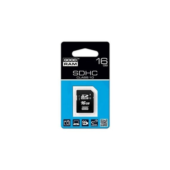 Flash Disque & Carte SD GOODRAM SDHC 16G