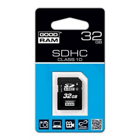 Flash Disque & Carte SD GOODRAM SDHC 32G