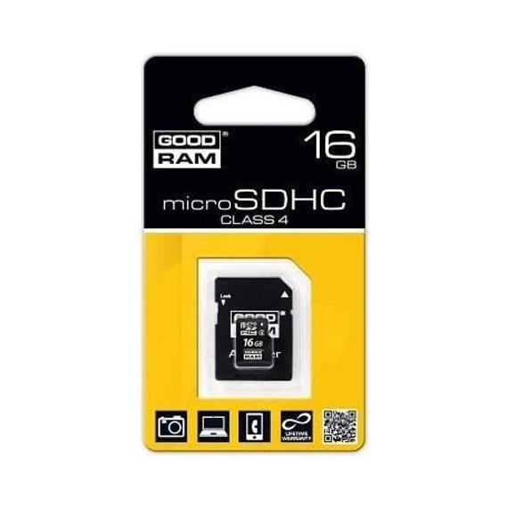 Flash Disque & Carte SD GOODRAM microSDHC 16G
