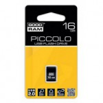 Flash Disque & Carte SD GOODRAM PICCOLO BLACK 16G