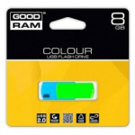 Flash Disque & Carte SD GOODRAM COLOUR MIX 8G