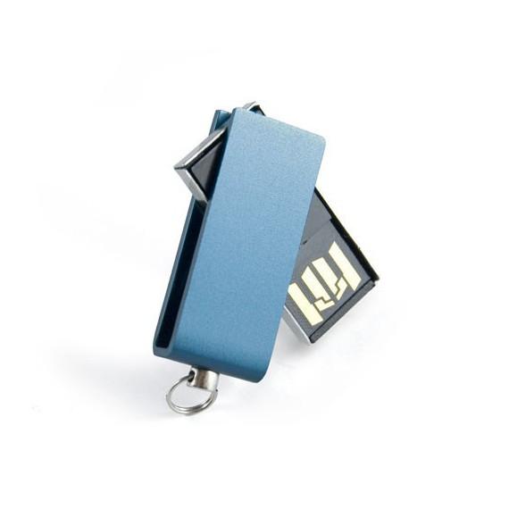 Flash Disque & Carte SD GOODRAM CUBE BLUE 8G