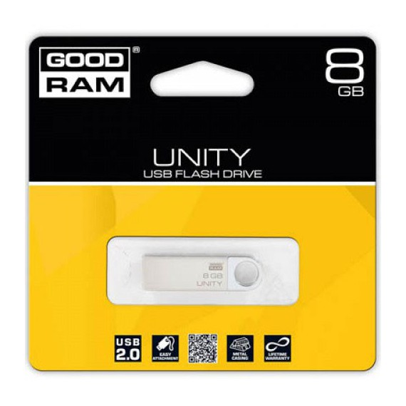Flash Disque & Carte SD GOODRAM UNITY 8G