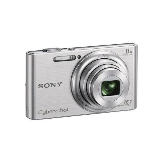 Appareils photo Reflex Sony CyberShot DSC W730 Silver