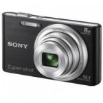 Appareils photo Reflex Sony CyberShot DSC W730 Black