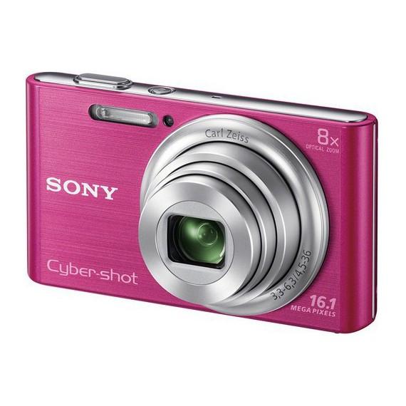 Appareils photo Reflex Sony CyberShot DSC W730 Pink