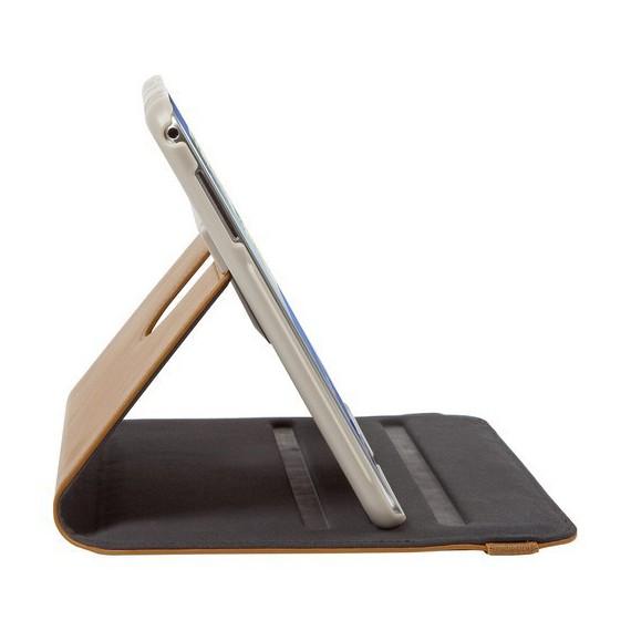 Coque et etui Targus etui rotatif samsung Galaxy Tab4 10 brun