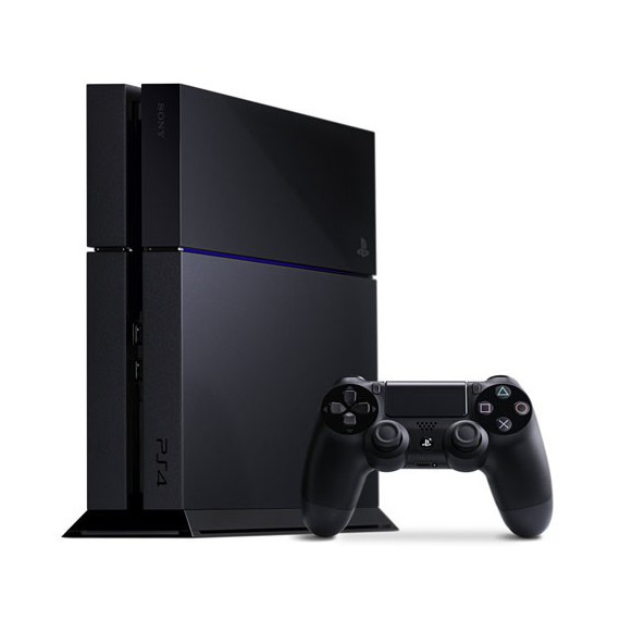 PS4 Sony PLAY STATION 4 PS4 CONSOLE BLACK