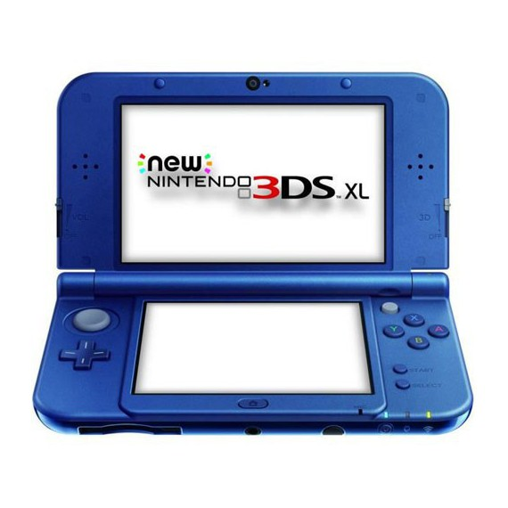 3DS NINTENDO 3DS 3DS XL CONSOLE BM