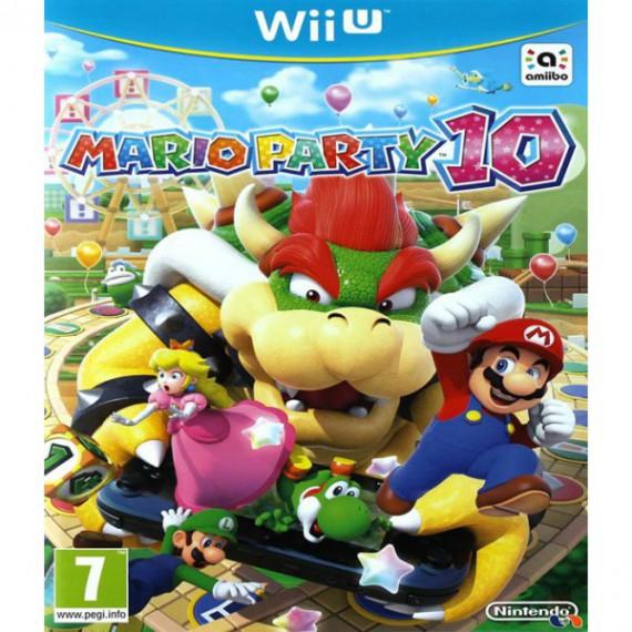 Jeux WII U NINTENDO WII U Mario Party 10
