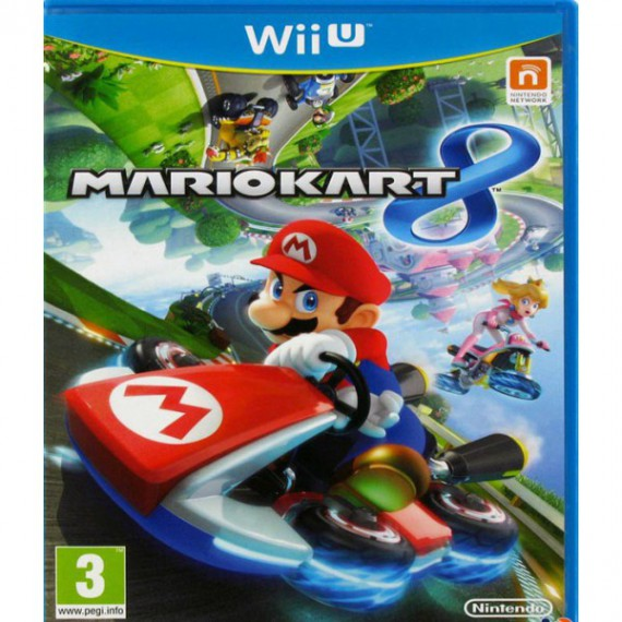 Jeux WII U NINTENDO WII U Mario Kart 8