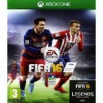 Jeux XBOX ONE MICROSOFT XBOXONE FIFA 16