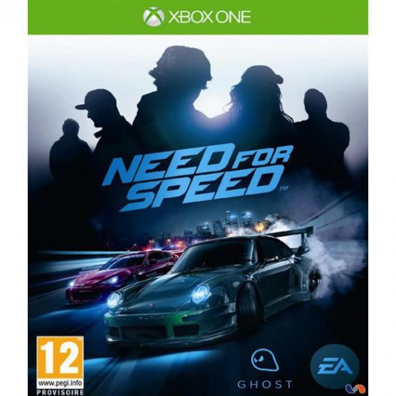 Jeux XBOX ONE MICROSOFT XBOXONE Need for Speed 2016