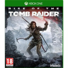 Jeux XBOX ONE MICROSOFT XBOX ONE Rise of Tomb Raider
