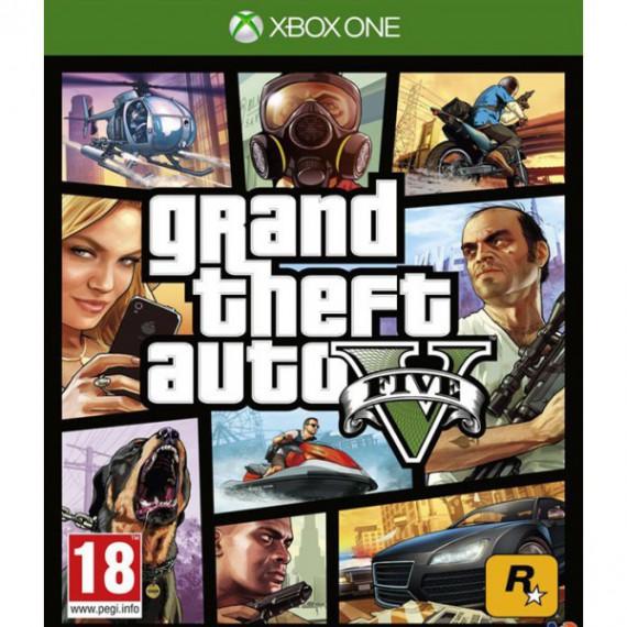 Jeux XBOX ONE MICROSOFT XBOXONE Grand Theft Auto V
