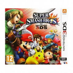 Jeux 3DS NINTENDO 3DS Super Smash Bros