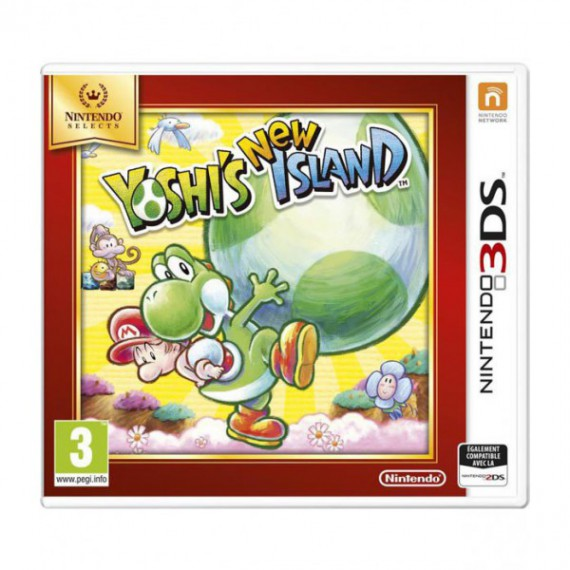 Jeux 3DS NINTENDO 3DS Yoshis New Island