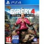 Jeux PS4 Sony Far Cry 4 PS4 edition limite
