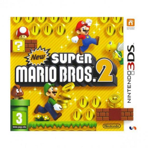 Jeux 3DS NINTENDO 3DS New Super Mario Bros