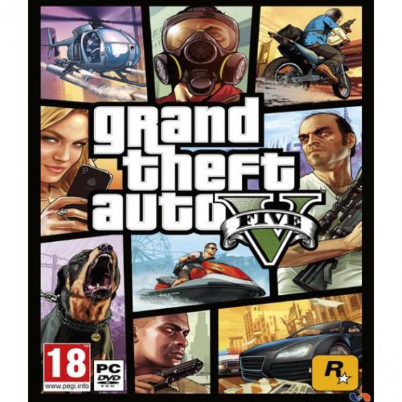 Jeux PC PC Jeu Grand Theft Auto pc