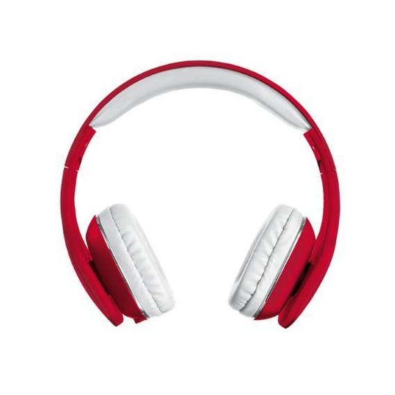 Casque micro Trust MOBI HEADPHONE RED
