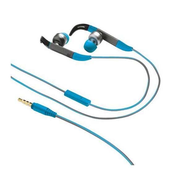 Fit In-ear Sports Headphones - blue
