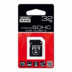 Flash Disque & Carte SD GOODRAM SDU32GHCUHS1AGRR10