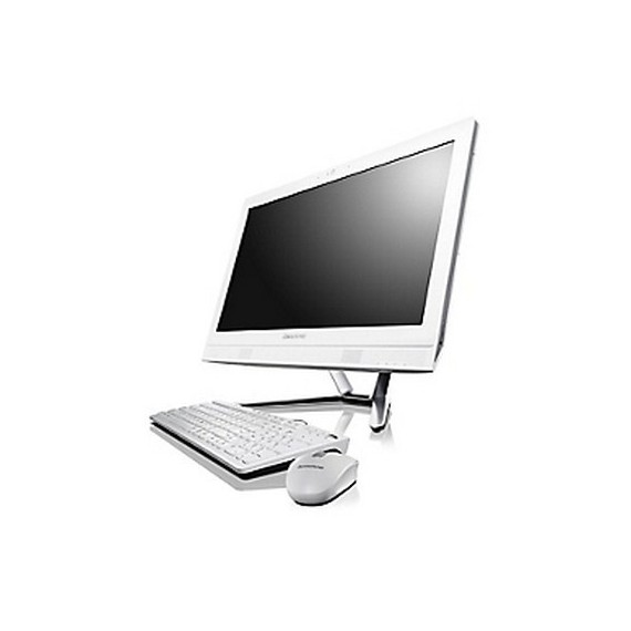 PC all in one Lenovo AIO C360 white tactile