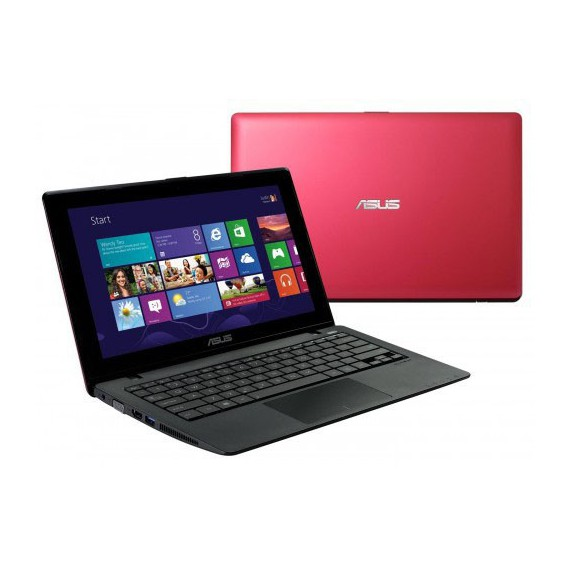 Pc Portables Asus X200MA KX646D RED