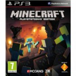 Jeux PS3 Sony PS3 Minecraft Edition