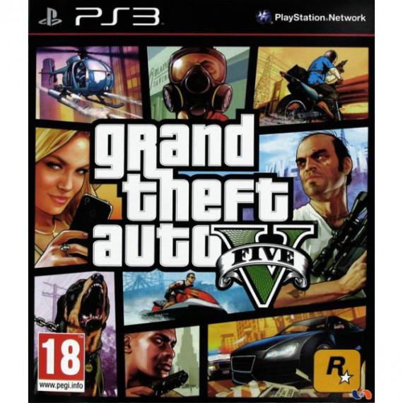 Jeux PS3 Sony PS3 GTA V