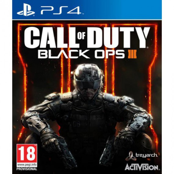 Jeux PS4 Sony PS4 Call of Duty Black Ops